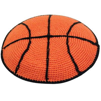"""כיפה עבודת יד כדורסל 11 ס""""מ"""